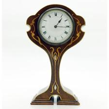 art nouveau clocks