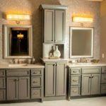 wooden-bathroom-linen-closet